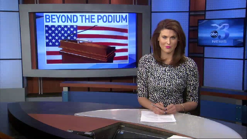 Beyond the Podium: Presidential nominees hit North Carolina