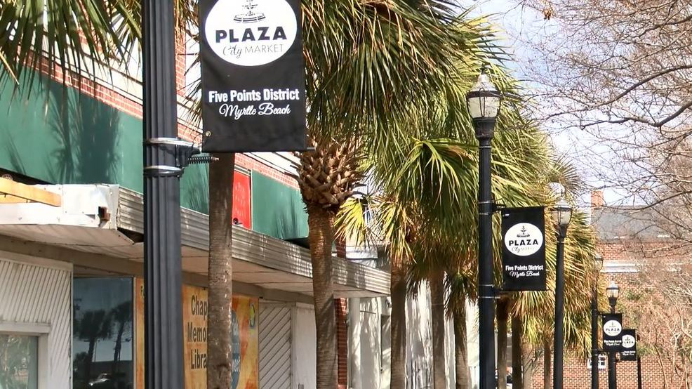 Image result for Revitalizing downtown: Myrtle Beach City leaders look to other areas for inspiration