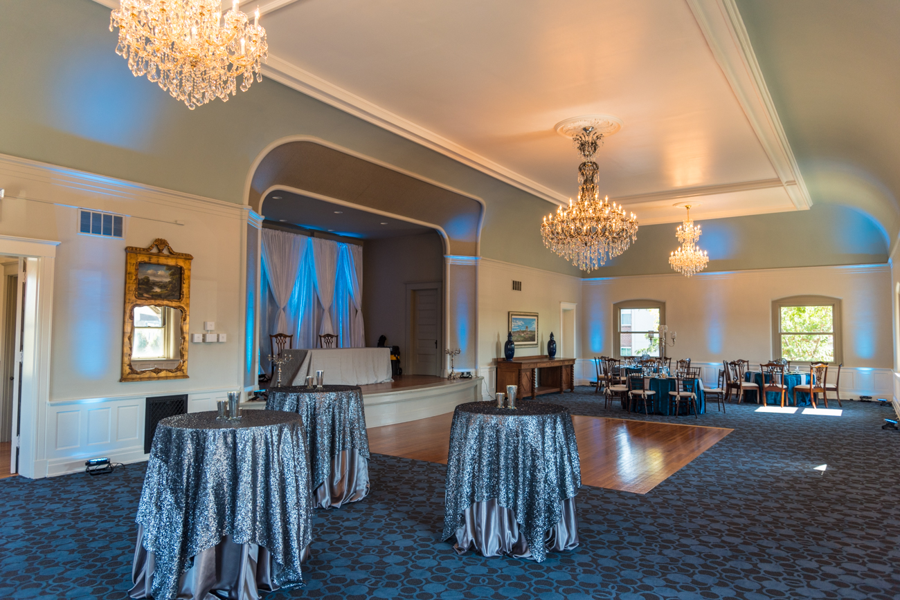 The Carnegie is a former library-turned-event hall that was built in 1902 by philanthropist and steel tycoon Andrew Carnegie. It's lavish, grand, and ready to host your next event. / ADDRESS: 401 Monmouth Street, Newport, KY 41071. / IMAGE: Phil Armstrong, Cincinnati Refined