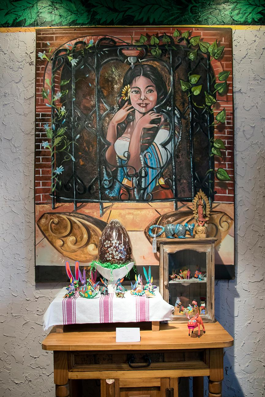 "Spanish for ""Mexican corner,"" Rincon Mexicano combines its simplicity of authentic family recipes with fresh, high-quality ingredients to bring diners an unparalleled dining experience in a charming & eclectic setting. ADDRESS: 4450 Eastgate Blvd (45245) / Image: Allison McAdams // Published: 5.1.18"