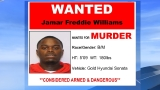 Man wanted for murder after man found dead in the road outside Conway