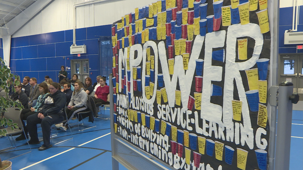 School Administrators And Students Discuss Ways To Combat