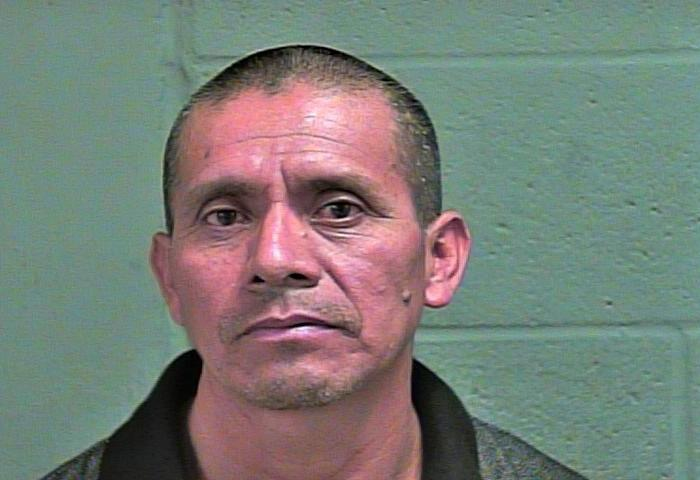 Enrique Hernandez, 52, was arrested March 27 in Oklahoma City on complaints of offering to engage in an act of prostitution. (Oklahoma County Jail)