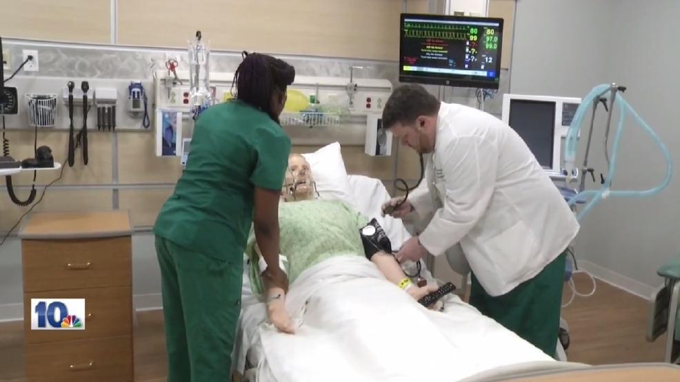 Health Check: New stimulation lab at CCRI | WJAR