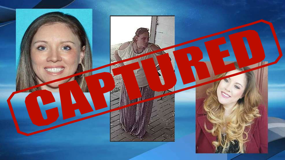 32-year-old Adrianne Spence was captured in Manor, Texas for aggravated robbery with a deadly weapon charges. (Photos courtesy: Lone Star Fugitive Task Force)<p></p>