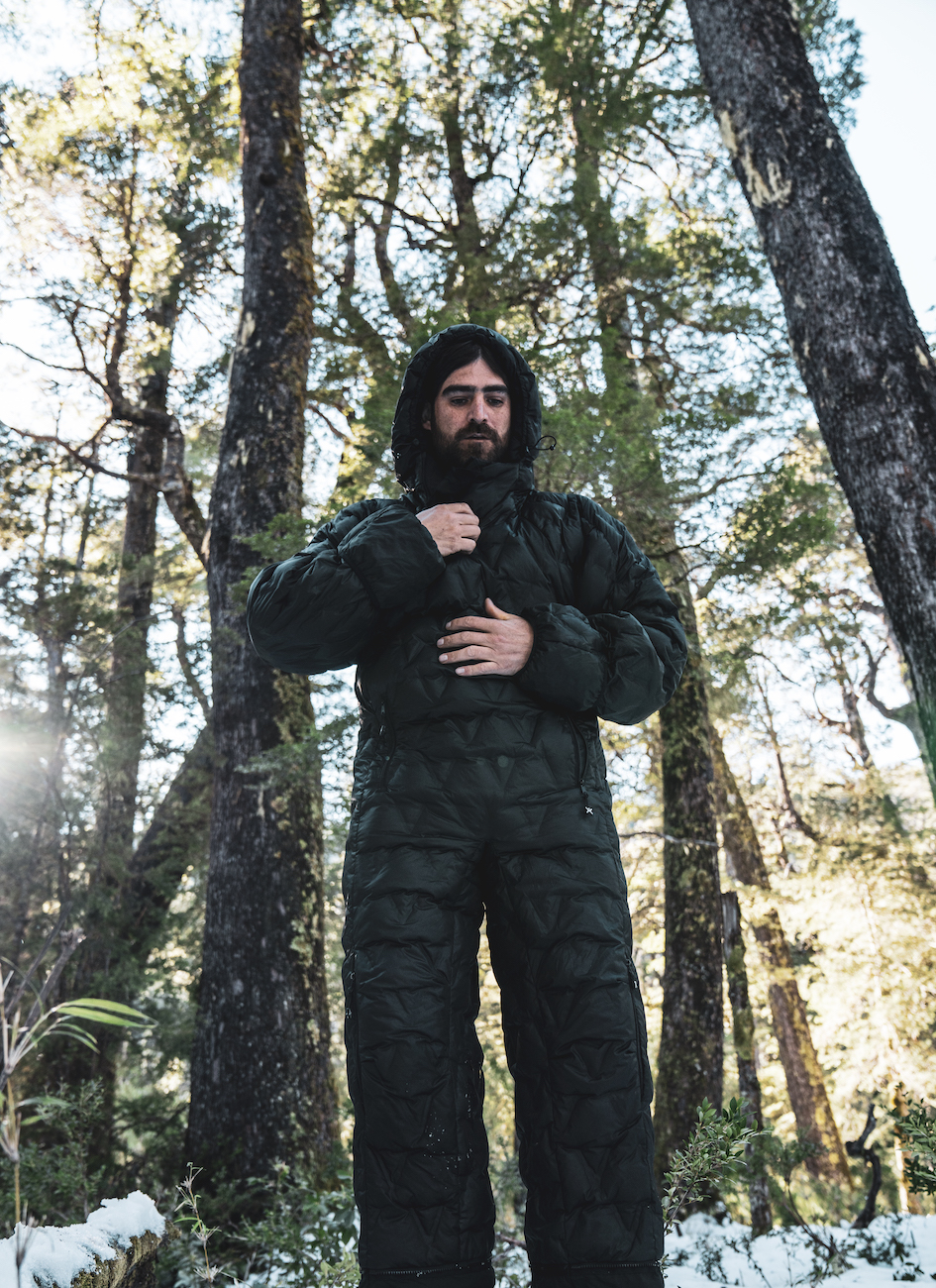 "<p>The first fully recycled, wearable sleeping bag is built for freedom of movement so that you can experience the outdoors in cozy warmth and comfort. Selk'bag's Nomad Wearable Sleeping Bag is made with 100 percent post-consumer recycled material, and each one is produced with recycled polyester material that utilizes 65 discarded plastic bottles to create each bag. /{&nbsp;}<a  href=""https://www.selkbagusa.com/"" target=""_blank"" title=""https://www.selkbagusa.com/"">Website{&nbsp;}</a>/ Price: $249 / Image courtesy of Selk'bag // Published: 12.6.20</p>"