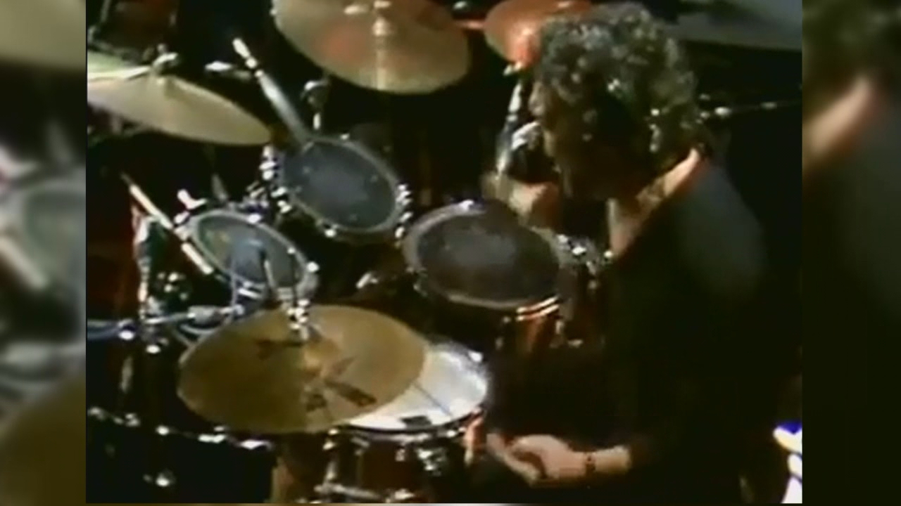 The Steve Gadd Band's instrumental album Way Back Home: Live From Rochester, NY was nominated for Best Contemporary Instrumental Album. (WHAM photo - file)