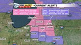 WSBT 22 First Alert Weather Forecast: More snow on the way