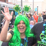 Annual St. Patrick's Day celebration brings on new tradition
