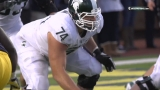 Titans trade up with Browns to draft OT Jack Conklin