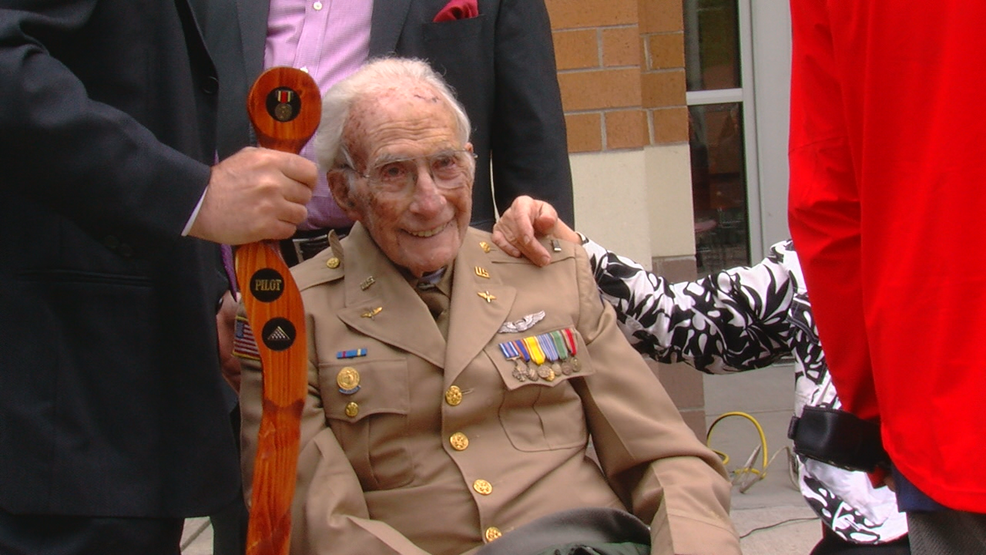 Local WWII veteran to celebrate his 99th birthday