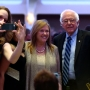 As path narrows, Sanders asks party insiders to back his bid