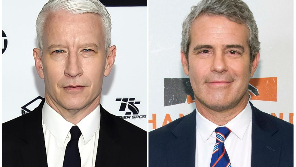 Andy Cohen to replace Kathy Griffin on CNN on New Year's Eve