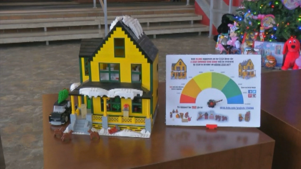 the christmas story lego house will not become an official lego set file wham photo - What Year Is Christmas Story Set