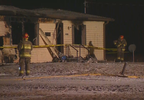 Firefighters on scene of deadly fire in Outagamie Co. (Deer Creek)