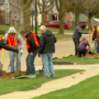 Volunteers help plant more than 50 trees in Cedar Rapids neighborhood