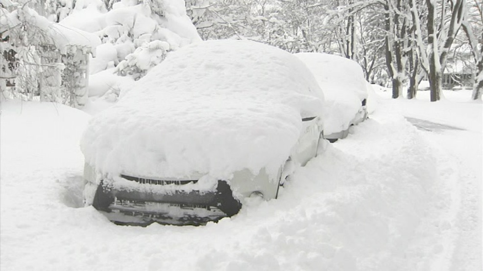 53 inches of snow -- in 2 days?!? Erie obliterates Pennsylvania 2-day snowfall record