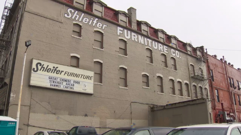 Old Furniture Store To Temporarily House Homeless In