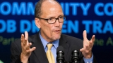 Democrats elect former Obama Labor Secretary Tom Perez as national party chairman