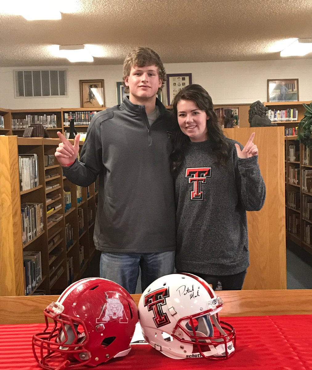 Albany's Dax Neece signing with Texas Tech as a preferred walk-on for football<p></p>