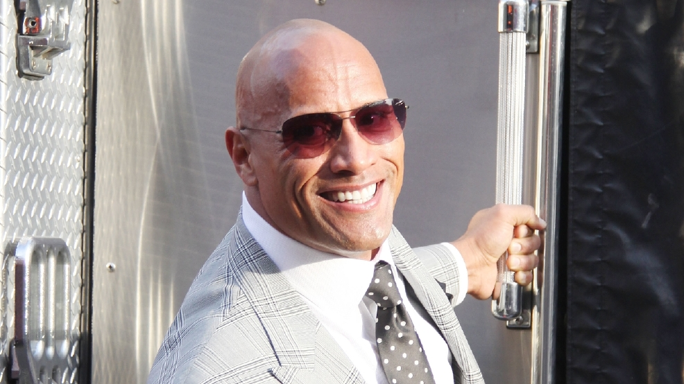 Dwayne Johnson to break diet, 'go crazy' on Rice Krispie treats for sick fan