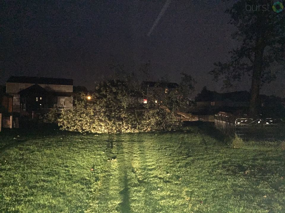 Thousands without power following evening storms in CNY