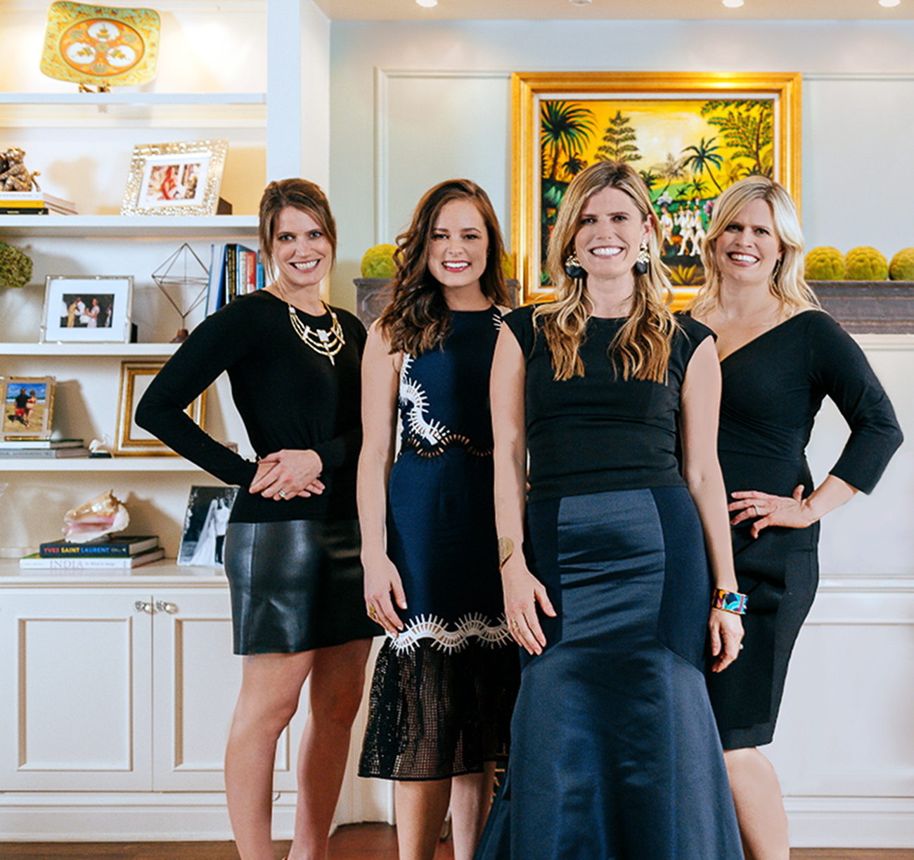 "Pictured: The ladies of Sarah Whit Interior Design / Story: ""Sarah Vaile Turned Her Quarter-Life Crisis Into A Dream Interior Design Business"" / Image courtesy of Sarah Whit Interior Design // Published: 4.5.18"