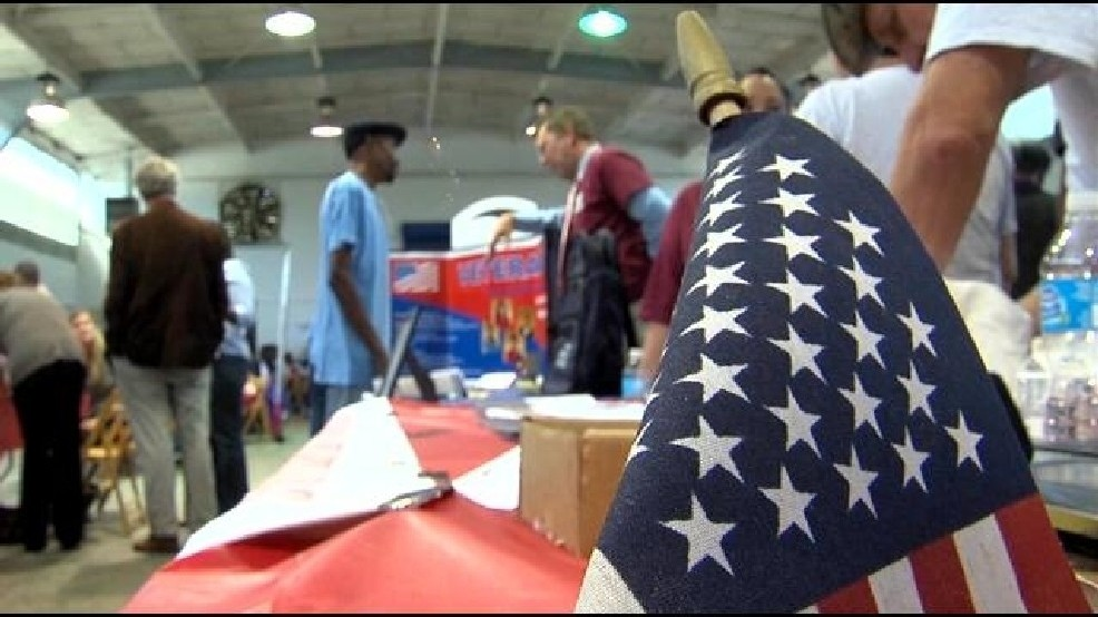 Event helps homeless Lowcountry veterans get back on track