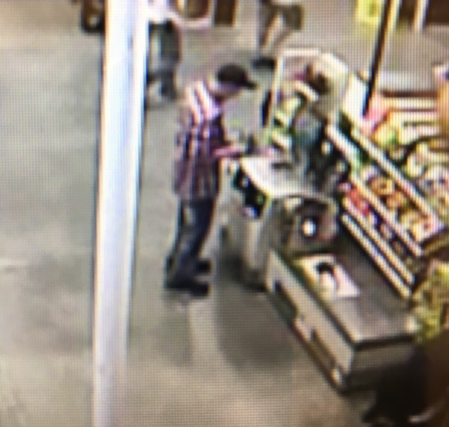 Recently, the sheriff's office said photos were obtained of a man seen driving one of the stolen vehicles, and they are hoping that someone will be able to identify the suspect (Photo: Sheriff's Office)