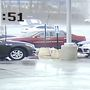 Caught on Camera: EF-1 tornado flips two cars in Ohio parking lot