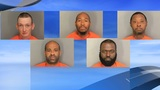 Five charged in Lake City drug bust