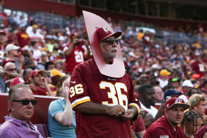 bf5ec4a1 The Redskins home opener ends in disappointment | DC Refined