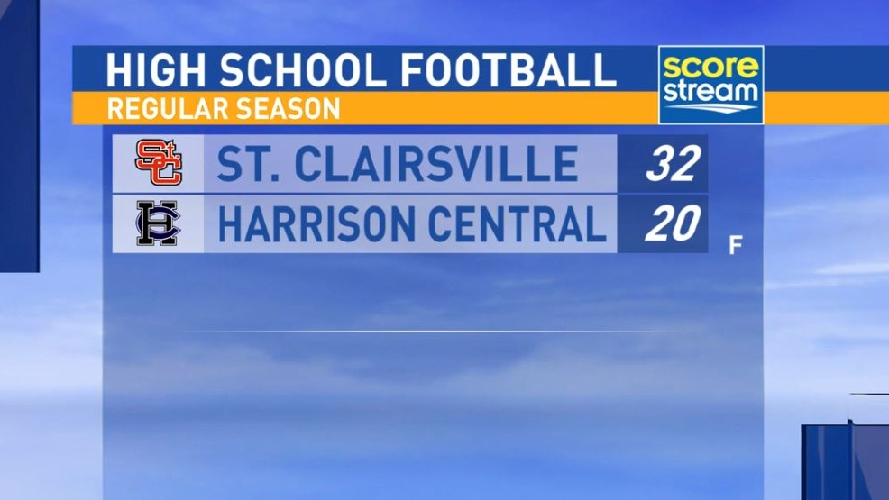 St. Clairsville at Harrison Central