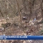 Martins Ferry couple fed up with illegal dumping