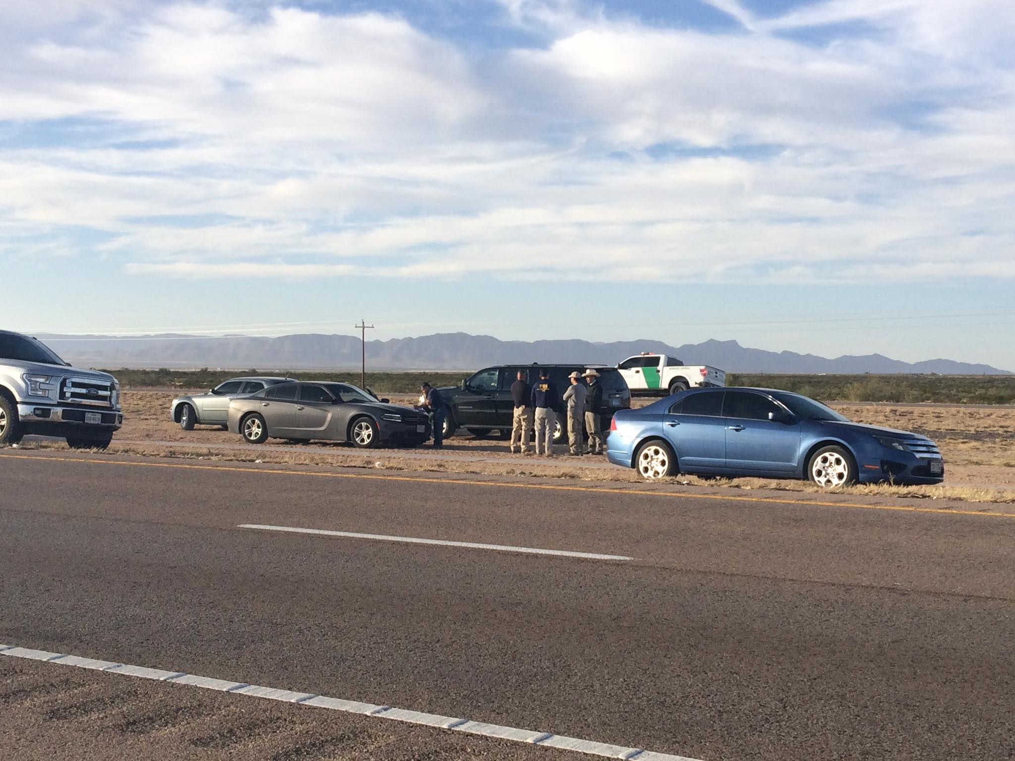 An incident near Van Horn led to the death of a Border Patrol Agent on Sunday.<p></p>