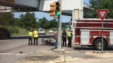 Motorcyclist involved in collision at MLK and Franklin has died