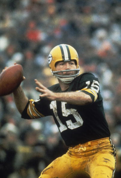 Starr led the Packers to five NFL championships, including wins in Super Bowls I & II.