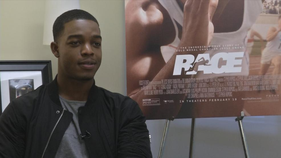 Actor Stephan James (WSYX/WTTE)