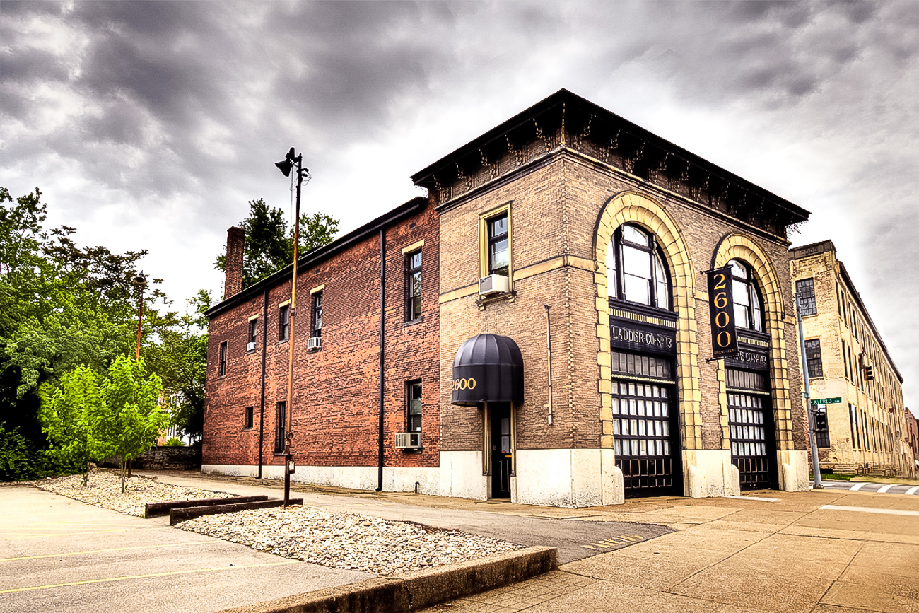 Heithaus Studio & Event Space is a 4,350-square-foot former firehouse that now doubles as a photography studio and event venue in Camp Washington. ADDRESS: 2600 Spring Grove Avenue (45214) / Image courtesy of Dane Heithaus // Published: 12.25.18