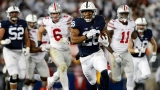 UPSET: No. 2 Ohio State stunned by Penn State, 24-21