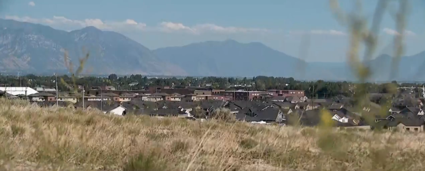 As we enter a period where the state allows fireworks, the state fire marshal says drought conditions are somewhat concerning. (Photo: KUTV)