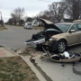 Ottumwa crash sends one to the hospital