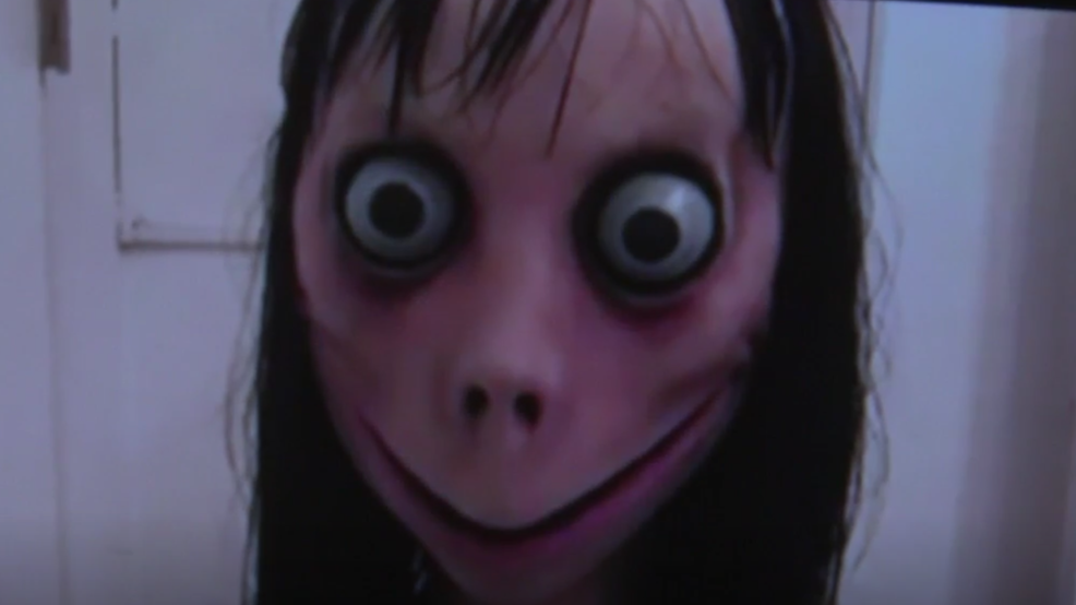 Scary 'Momo Challenge' takes over the internet again and