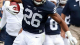 Penn State's Barkley named co-MVP of Big Ten