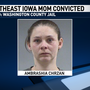 Southeast Iowa mom convicted of endangerment in death of toddler