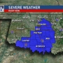 Severe thunderstorm watch issued until early Wednesday as flooding persists in Oklahoma