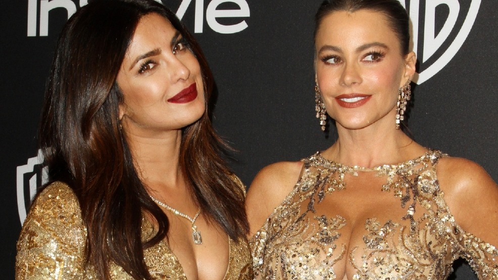 Stars shine at Golden Globe after-parties