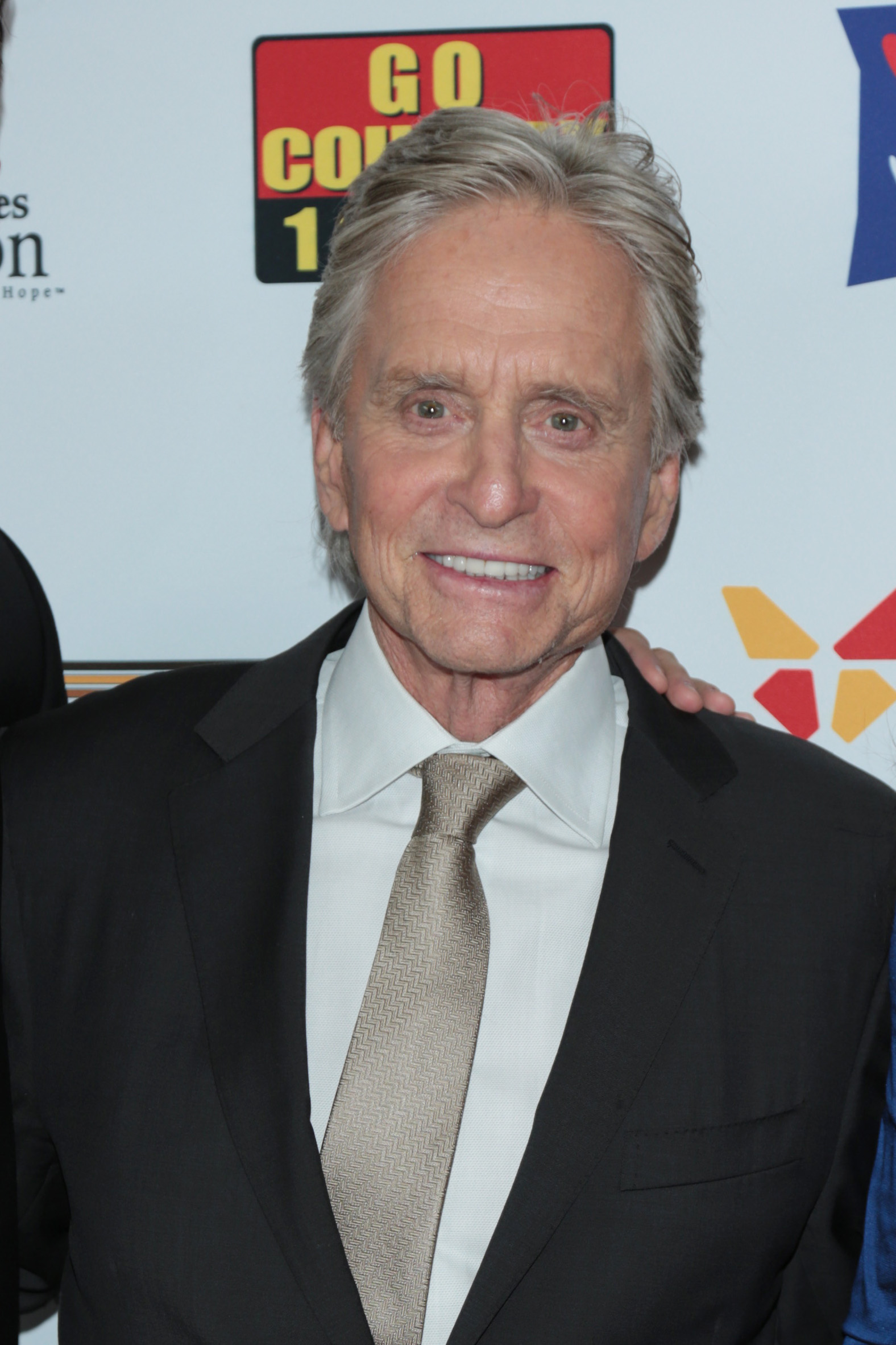 7th annual Los Angeles Mission's Legacy of Vision Gala tonight - Arrivals and Inside                                    Featuring: Michael Douglas                  Where: Los Angeles, California, United States                  When: 09 Nov 2017                  Credit: Guillermo Proano/WENN.com