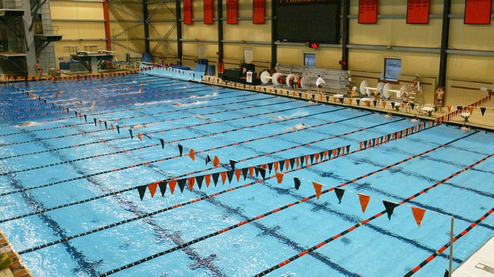 Princeton suspends men 39 s swim dive teams over offensive posts - Princeton university swimming pool ...