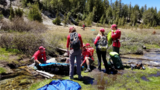 70-year-old woman rescued from Sky Meadows near Emerald Lake in Mono County